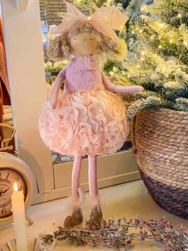 EXNER große Prinzessin Rosa oder Beige