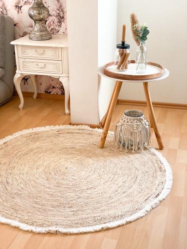 Clayre & Eef Seegras Teppich verschiedene Größen